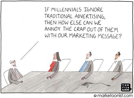 I've got a few ideas. #advertising #marketinghumor