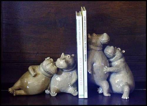 Porcelain animals by British ceramic artist Jennifer Robinson