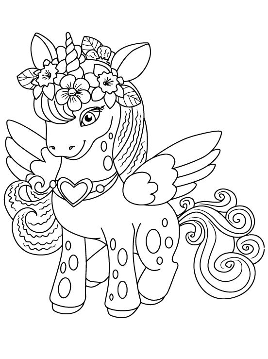 Pin On Unicorn Coloring Pages Coloring Pages For Kids