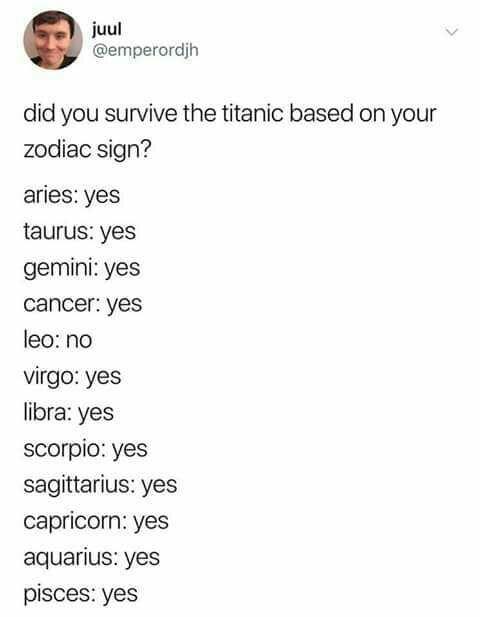 So Glad I Made It Zodiac Signs Funny Really Funny Memes Zodiac Memes