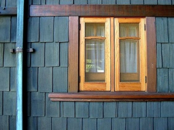Types of vertical house siding stains nice and colors - What type of wood for exterior trim ...