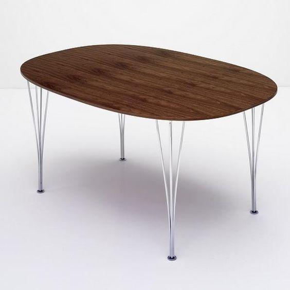 スーパー楕円テーブル B612 | Table/Desk テーブル/デスク | Products | ノルディックフォルム | Living Design Center OZONE