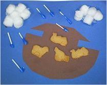 Preschool Crafts for Kids*: Noah's Ark Bible Craft 1