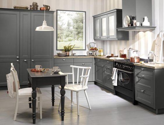 Cool Residential Home Kitchen Interior Design Beckermann Montana - reddy k chen sindelfingen