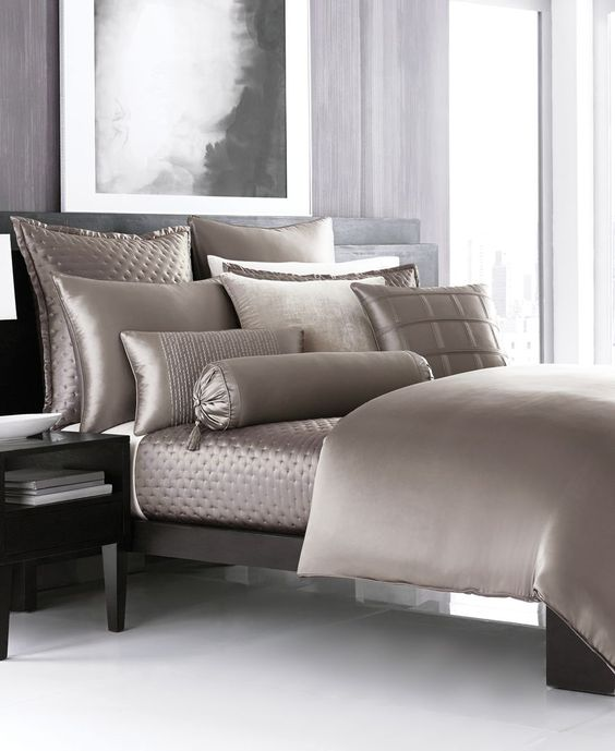 Hotel Collection Finest Silken Full/Queen Duvet, Only at Macy's
