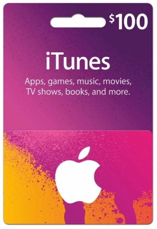100 Apple Itunes Gift Card Physical Gift Card Send In Mail Free Shipping Free Itunes Gift Card Itunes Card Itunes Gift Cards