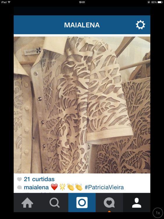 SPFWverao2016 Patricia Vieira leather art LenaMaia