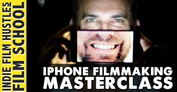 iPhone MasterClass http://www.indiefilmhustle.com