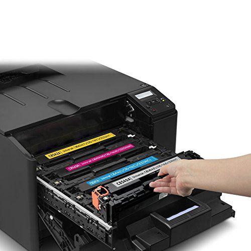 Hp 125a Cb540a Compatible Toner Cartridge Toner Cartridge Toner Printer Toner Cartridge