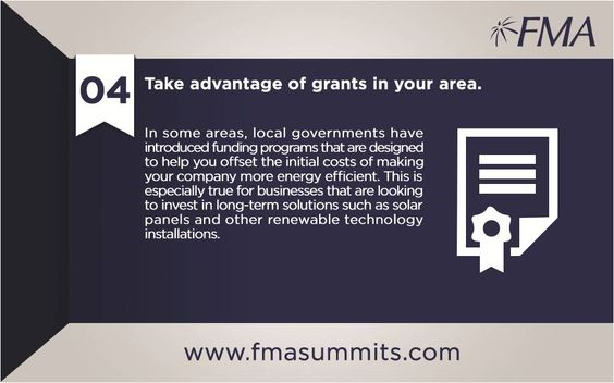 Municipal and State governments provide various grants and tax incentives strengthening the argument of 'Going Green'. Energy efficiency significantly affects the bottom line.