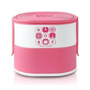 Os potes para marmita da Jacki Design, são feito por material de qualidade e todos livre de BPA. Perfeito para levar refeições pa