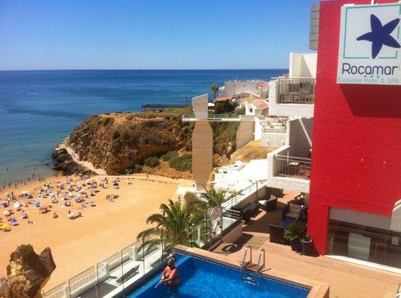 Algarve - Albufeira, Rocamar Exclusive Hotel & Spa***+, 7 Tage inkl Frühstück ab 263,- EUR