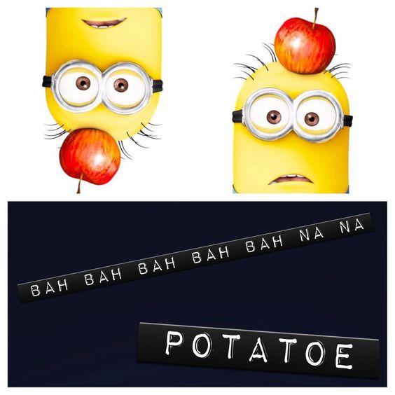 Banana...PoTatOE..,