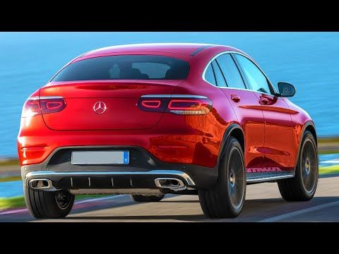 2 2020 Mercedes Benz Glc Coupe Best Compact Suv Youtube