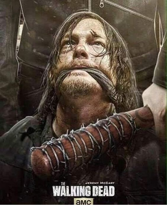 will Daryl be meeting Lucille??