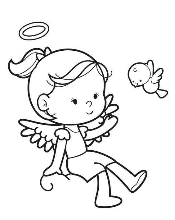 Ausmalbilder Fur Madchen Ab 7 Ausmalbilder Malvorlage Engel Ausmalbilder Madchen