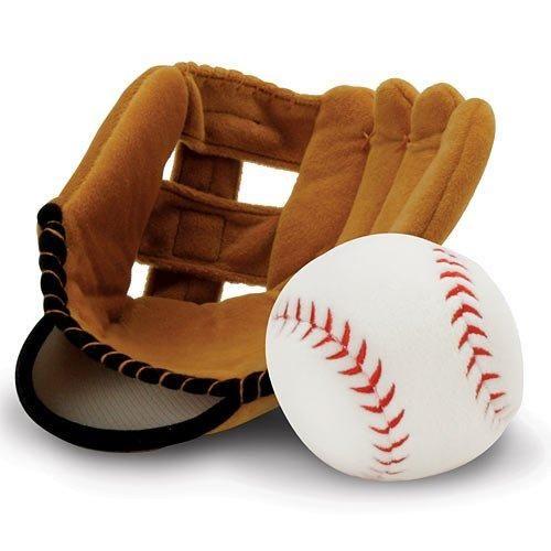 Plush Mitt & Ball Toy Set, 43828