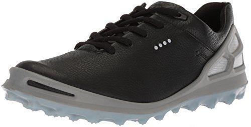 Ecco Womens Golf Shoes) ECCO Women's Cage Pro Gore-Tex Golf Shoe, Black/Arona, 39 M EU (8-8.5 US). … (With images) | Womens athletic shoes, Adidas shoes women, Womens golf shoes