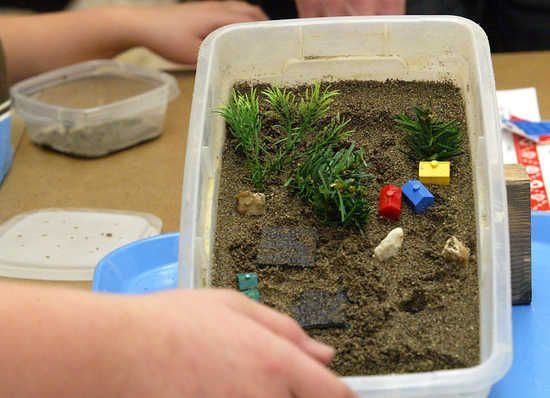 Hands on erosion experiment science ideas pinterest for Soil 4th grade science