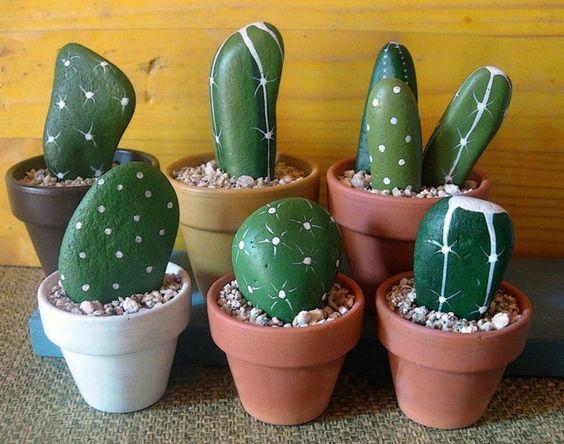 Des cactus qui ne mourront jamais et ne nécessitent pas d'entretien ! Enfin !: