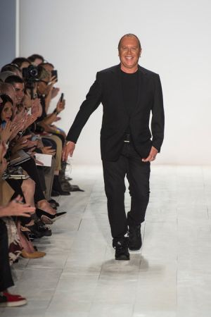 Michael Kors Spring 2014 RTW Collection. I love this man.