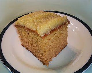 Coconut Butter Cake (gaps)