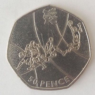 2011 basketball london 2012 #olympic #games 50p fifty #pence coin,  View more on the LINK: http://www.zeppy.io/product/gb/2/272326002086/