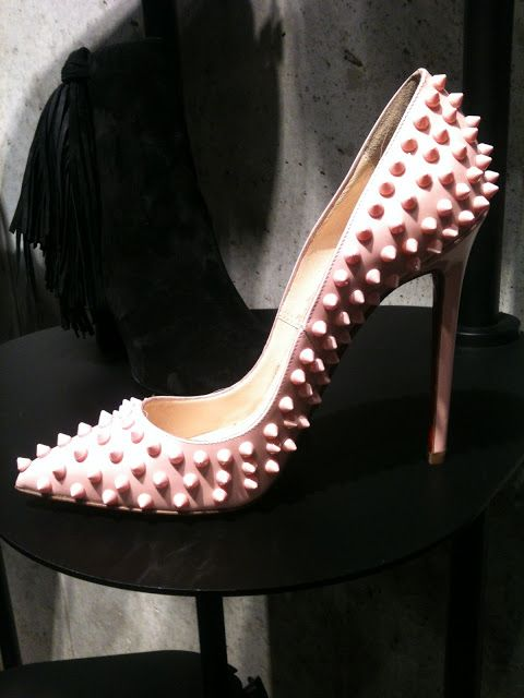 Louboutin- I\u0026#39;m not a spike kind of girl, but there is something in ...