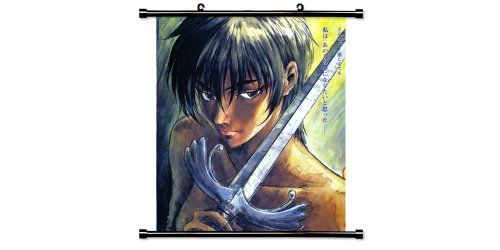 "Berserk Anime Fabric Wall Scroll Poster (32"" x 36"") Inche..."