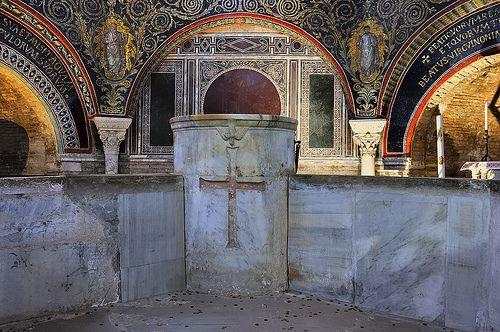 Ravenna - Bishop Neon 'Orthodox' Baptistery c500