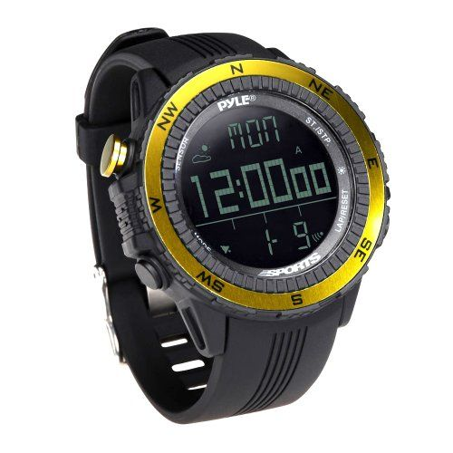 Save $ -79.51 order now Pyle PSWWM82YL Digital Multifunction Sports Watch with A