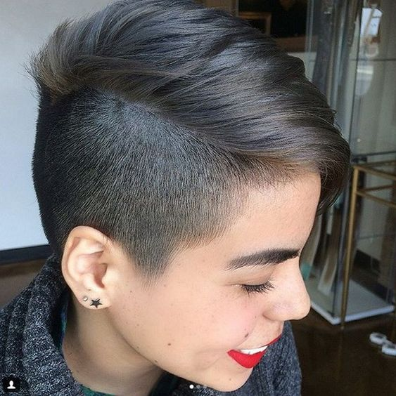 Pin On Cheveux Courts