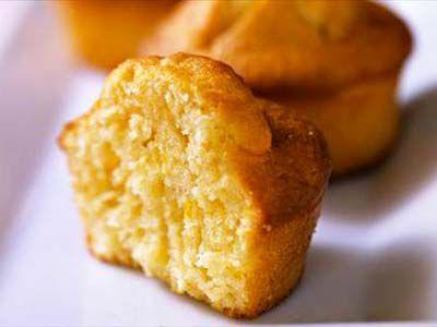 Muffins au gingembre et citron - Enfant.com