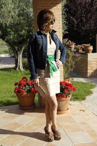 Vestido básico versátil   ESTILISMO CON ROMY