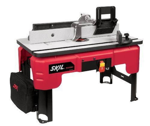 Skil Skil Router Table In 2019 Router Table Laminated Mdf Router Woodworking