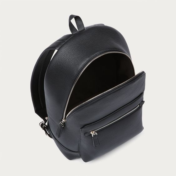 MESSI -  BLACK BOVINE Backpacks