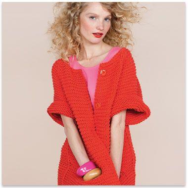 modele d'encolure tricot