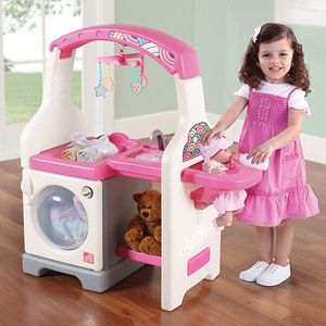 Step2 Deluxe Nursery Center 59 99 At Walmart Comes With A