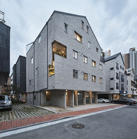 Gallery of The Ziffer / JLArchitects + Solto Jibin - 1