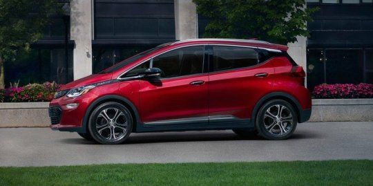2021 Chevy Bolt Will Include Wireless Carplay And Qi Charging