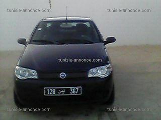Annonce de vente de voiture occasion en tunisie FIAT SIENA Beja