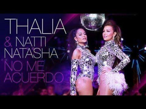 Youtube Thalia Canciones Y Tendencias