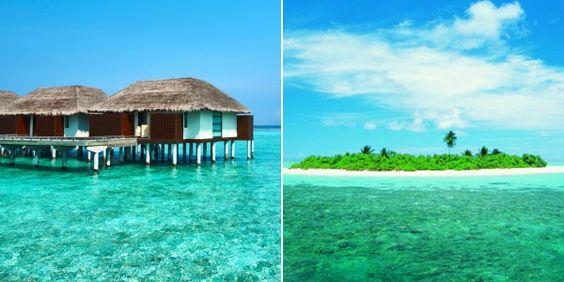 Best ocean holidays for 2015 #travel #wanderlust