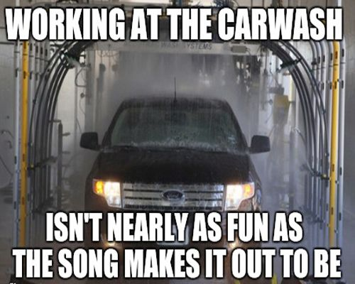 Pin By Santa Fe Car Wash On Car Meme Car Wash Automatic Car