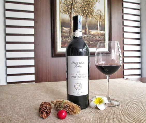 Rượu Vang Australia Felix 2010