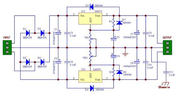 Schematics Internet Basic Electronics Hubby Project Circuit Diagram