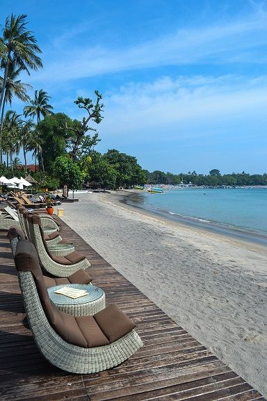 Senggigi Beach, Lombok, Indonesia