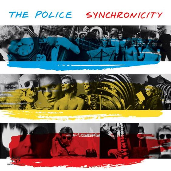 The Police – Synchronicity II (single cover art)