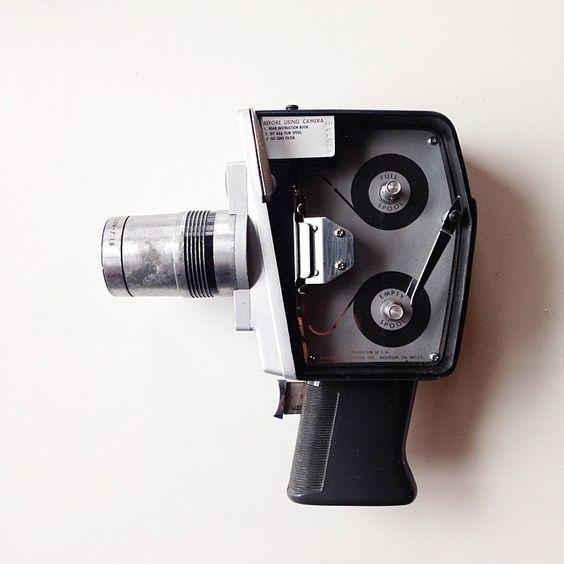 Inside the camera!