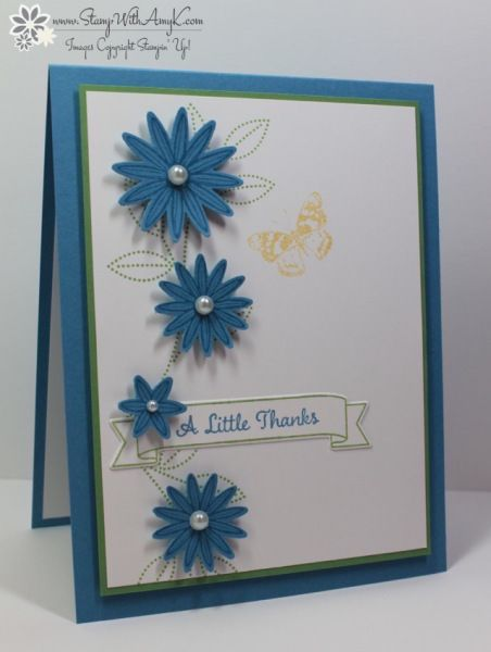 Grateful Bunch 1 - Stamp With Amy K